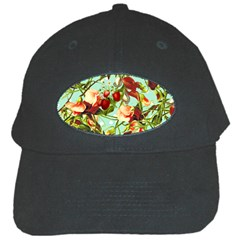 Fruit Blossom Black Cap