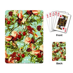 Fruit Blossom Playing Card