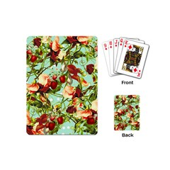 Fruit Blossom Playing Cards (mini)
