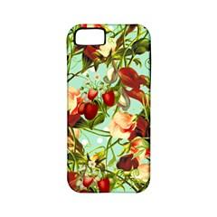 Fruit Blossom Apple Iphone 5 Classic Hardshell Case (pc+silicone)