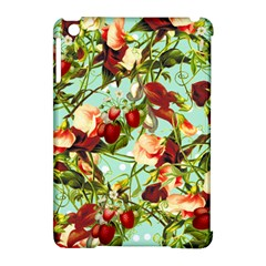 Fruit Blossom Apple Ipad Mini Hardshell Case (compatible With Smart Cover)
