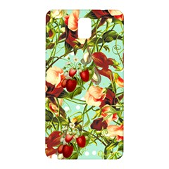 Fruit Blossom Samsung Galaxy Note 3 N9005 Hardshell Back Case