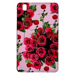 Roses Pink Samsung Galaxy Tab Pro 8 4 Hardshell Case