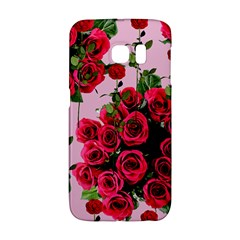 Roses Pink Galaxy S6 Edge