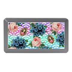Floral Waves Memory Card Reader (mini)