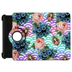 Floral Waves Kindle Fire Hd 7
