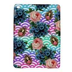 Floral Waves Ipad Air 2 Hardshell Cases