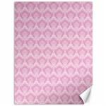 Damask Pink Canvas 36  x 48   48 x36 Canvas - 1
