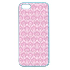 Damask Pink Apple Seamless Iphone 5 Case (color)
