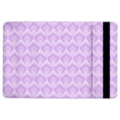 Damask Lilac Ipad Air 2 Flip