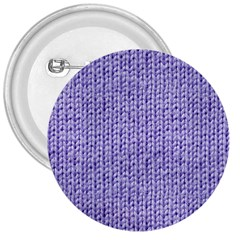 Knitted Wool Lilac 3  Buttons