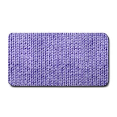 Knitted Wool Lilac Medium Bar Mats