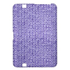 Knitted Wool Lilac Kindle Fire Hd 8 9