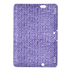 Knitted Wool Lilac Kindle Fire Hdx 8 9  Hardshell Case