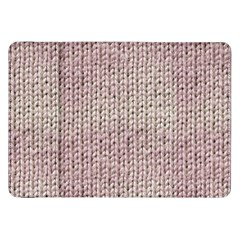 Knitted Wool Pink Light Samsung Galaxy Tab 8 9  P7300 Flip Case