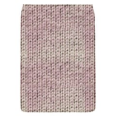 Knitted Wool Pink Light Flap Covers (s)