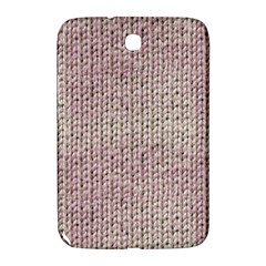 Knitted Wool Pink Light Samsung Galaxy Note 8 0 N5100 Hardshell Case
