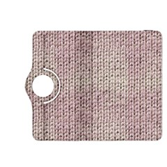 Knitted Wool Pink Light Kindle Fire Hdx 8 9  Flip 360 Case