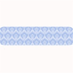 Damask Light Blue Large Bar Mats