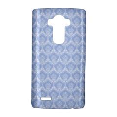 Damask Light Blue Lg G4 Hardshell Case