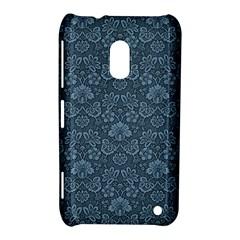 Damask Blue Nokia Lumia 620