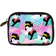 Japanese Abstract Digital Camera Cases