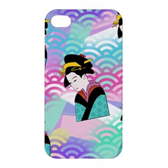 Japanese Abstract Apple Iphone 4/4s Hardshell Case