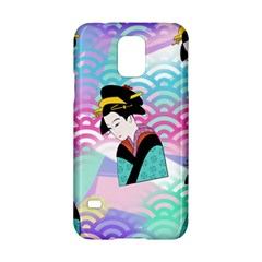 Japanese Abstract Samsung Galaxy S5 Hardshell Case