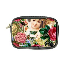 Little Girl Victorian Collage Coin Purse