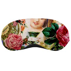 Little Girl Victorian Collage Sleeping Masks