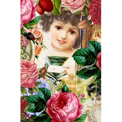 Little Girl Victorian Collage 5 5  X 8 5  Notebooks