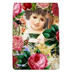 Little Girl Victorian Collage Flap Covers (l)