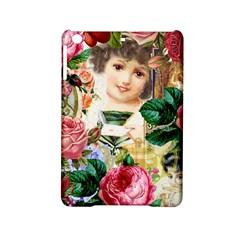 Little Girl Victorian Collage Ipad Mini 2 Hardshell Cases
