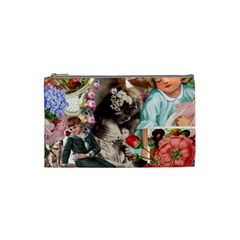 Victorian Collage Cosmetic Bag (small)