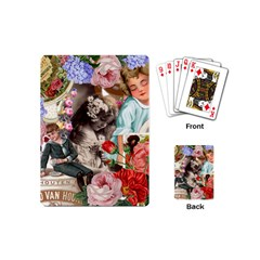 Victorian Collage Playing Cards (mini)