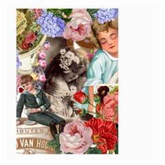 Victorian Collage Large Garden Flag (two Sides)