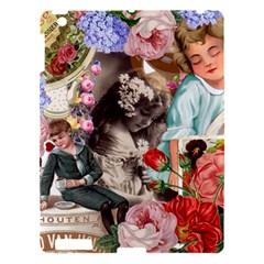 Victorian Collage Apple Ipad 3/4 Hardshell Case