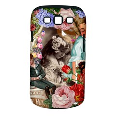 Victorian Collage Samsung Galaxy S Iii Classic Hardshell Case (pc+silicone)