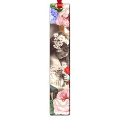 Victorian Collage Large Book Marks