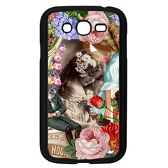 Victorian Collage Samsung Galaxy Grand Duos I9082 Case (black)