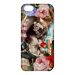 Victorian Collage Apple Iphone 5c Hardshell Case