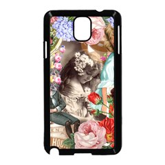 Victorian Collage Samsung Galaxy Note 3 Neo Hardshell Case (black)