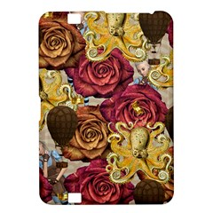 Octopus Floral Kindle Fire Hd 8 9