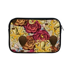 Octopus Floral Apple Ipad Mini Zipper Cases