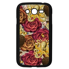 Octopus Floral Samsung Galaxy Grand Duos I9082 Case (black)