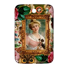 Victorian Collage Of Woman Samsung Galaxy Note 8 0 N5100 Hardshell Case