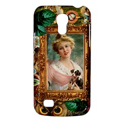Victorian Collage Of Woman Galaxy S4 Mini