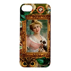 Victorian Collage Of Woman Apple Iphone 5s/ Se Hardshell Case
