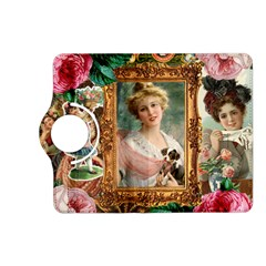 Victorian Collage Of Woman Kindle Fire Hd (2013) Flip 360 Case