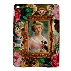 Victorian Collage Of Woman Ipad Air 2 Hardshell Cases